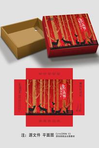 卡通食品包裝設計