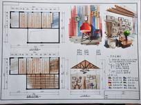 室内家具展厅设计