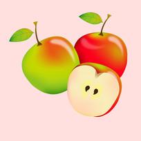原创元素苹果