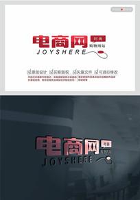 电商购物网站logo