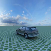 某汽车3D模型