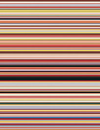 复古彩色条纹地毯图案设计