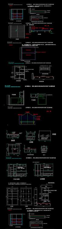 CAD定制床