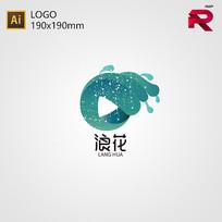 传媒标志LOGO设计