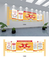 乡村振兴新农村建设文化墙
