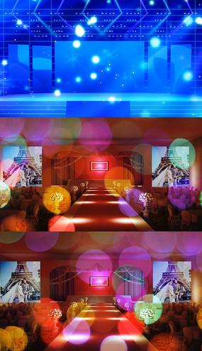歌曲阿美阿美舞台背景视频素材