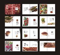 调料花椒画册设计