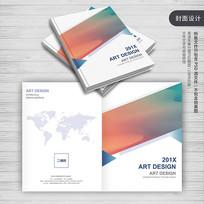 简约宣传册画册设计