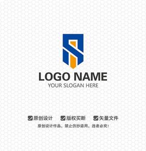 S字母房地产LOGO设计
