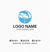 垂钓渔具LOGO设计