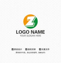 Z字母果蔬LOGO设计