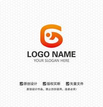G字母休闲娱乐LOGO设计