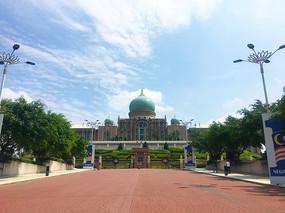 马来西亚清真寺建筑