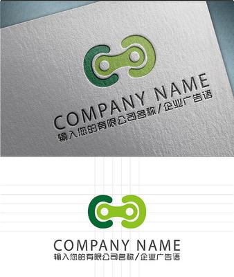 c字母LOGO标志