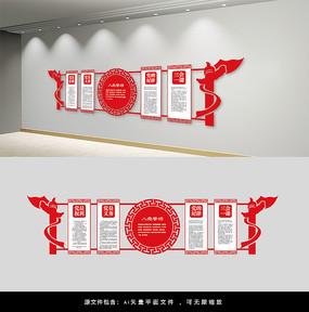 党员权利党员义务党建文化墙