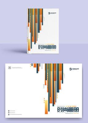 2019时尚创意招商项目企业画册封面