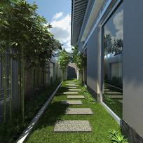 农家小院景观设计