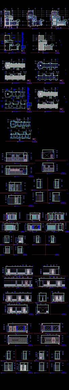 餐厅CAD图纸