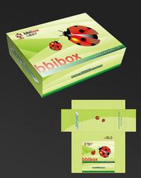 儿童益智玩具包装盒设计