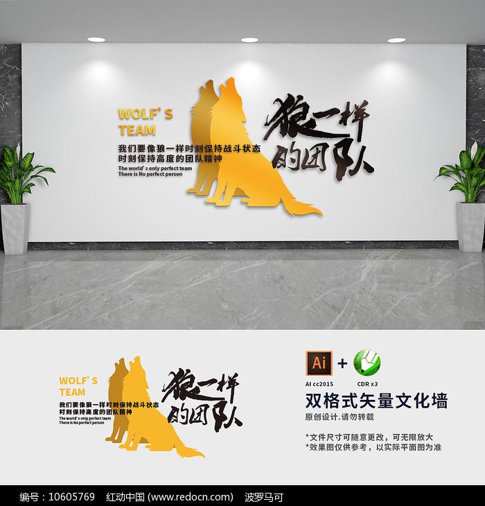 办公室标语文化墙图片