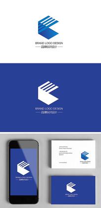 建筑装饰装潢室内设计企业标志设计