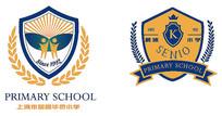 学校校徽徽章设计