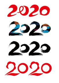 2020字体设计