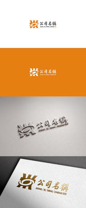 大米农业公司LOGO设计