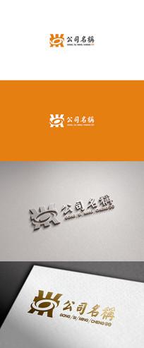 大米農業公司LOGO設計