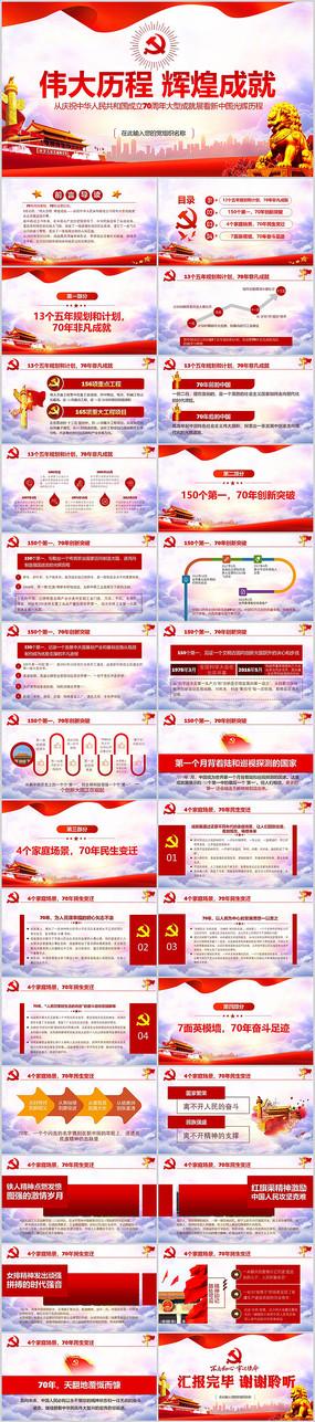 中国辉煌成就