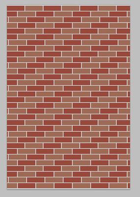 红砖贴图素材设计