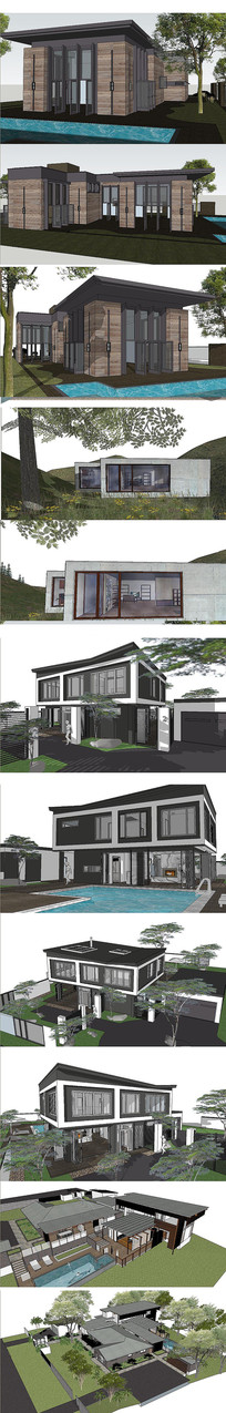 别墅建筑设计