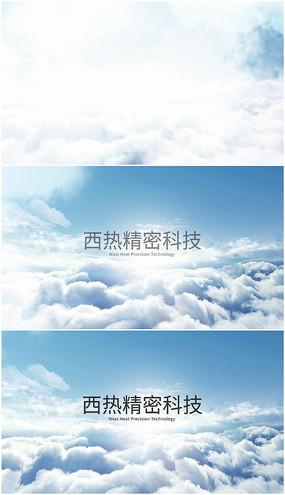 edius云端揭示LOGO演绎片头视频模板