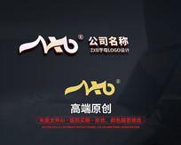 高端原创ZXB字母LOGO设计