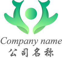 环保鲸鱼logo