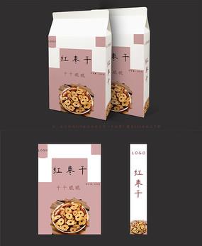 红枣干包装
