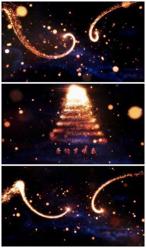 快乐圣诞AE视频模板