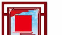 红色教育文化展板
