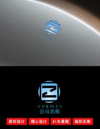 Z字母LOGO设计