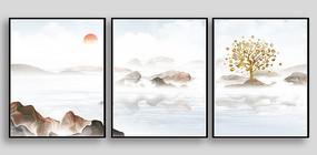 云海日出室内装饰画