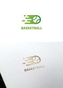 体育运动球类logo标志设计