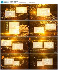 2020会声会影颁奖展示模视频模板