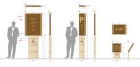 房地产VI导视设计