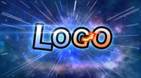 卡通动画游戏LOGO演绎图文介绍AE模版