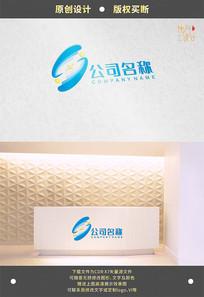 科技公司logo標志