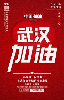 新型冠状病毒肺炎预防宣传海报