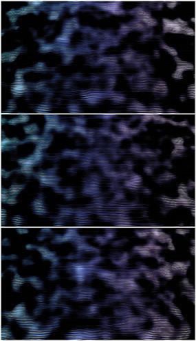 流动蠕动马赛克背景视频素材