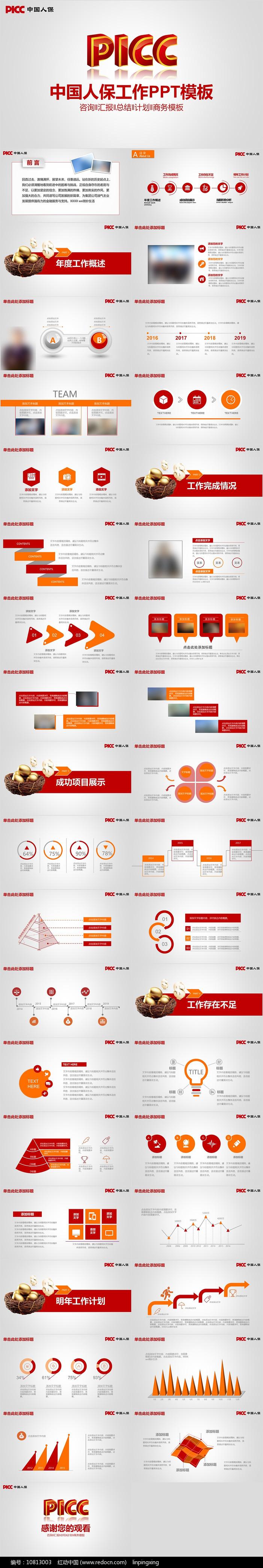 中国人保中国人民保险公司PPT