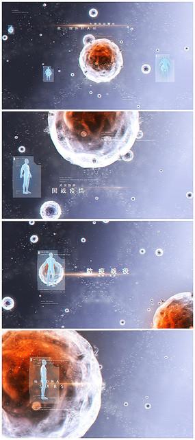 人体新型dna生物病毒解析标题AE模板