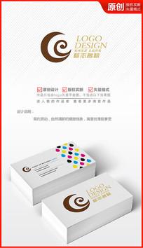 餐饮咖啡店奶茶饮品logo商标志设计